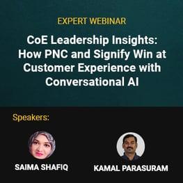 CoE Leadership Insights