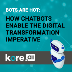 How Chatbots Enable the Digital Transformation Imperative-sml