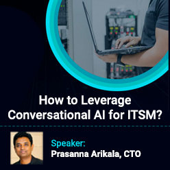 How to Leverage Conversational AI for ITSM-sml