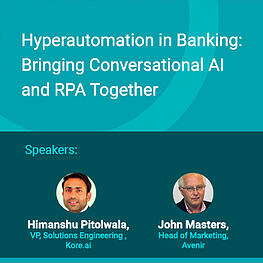 Hyperautomation in Banking