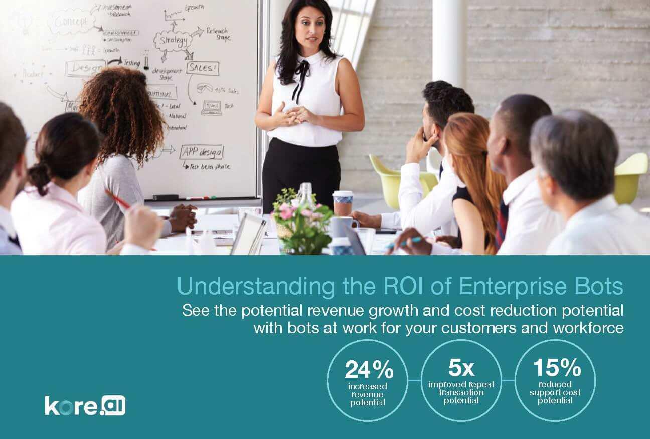 The ROI Potential of Enterprise Bots
