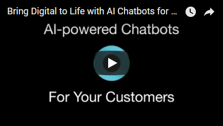 YouTube Video: AI-powered Chatbots for Your Customers