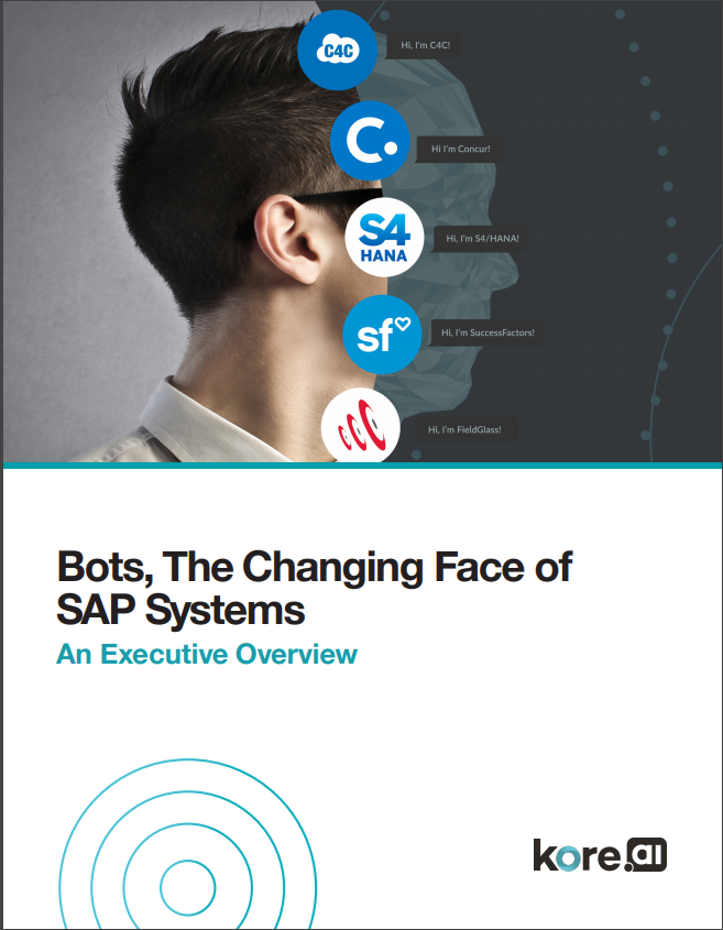 White Paper: Changing Face of SAP Systems