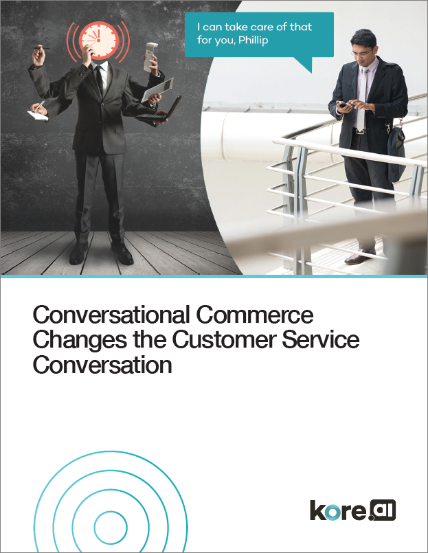 White Paper: Conversational Commerce Changes the Customer Service Conversation