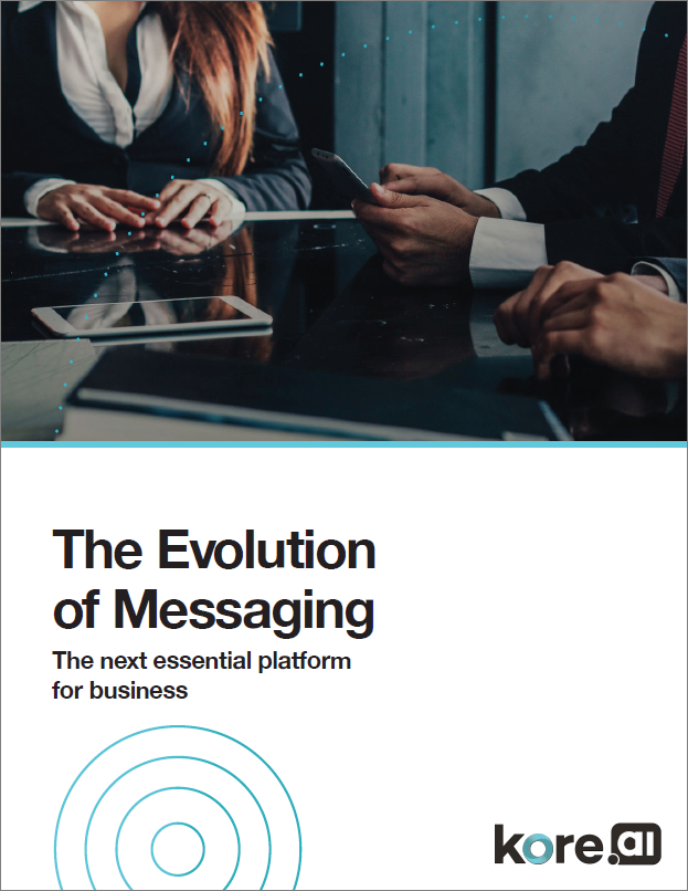 Evolution of messaging